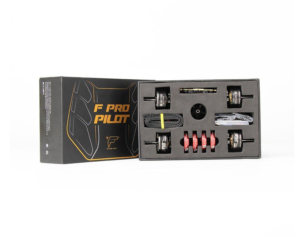 T-Motor F Pro Pilot Pack F60 Pro III 1750kv + F55 Pro II 6S FPV Racing