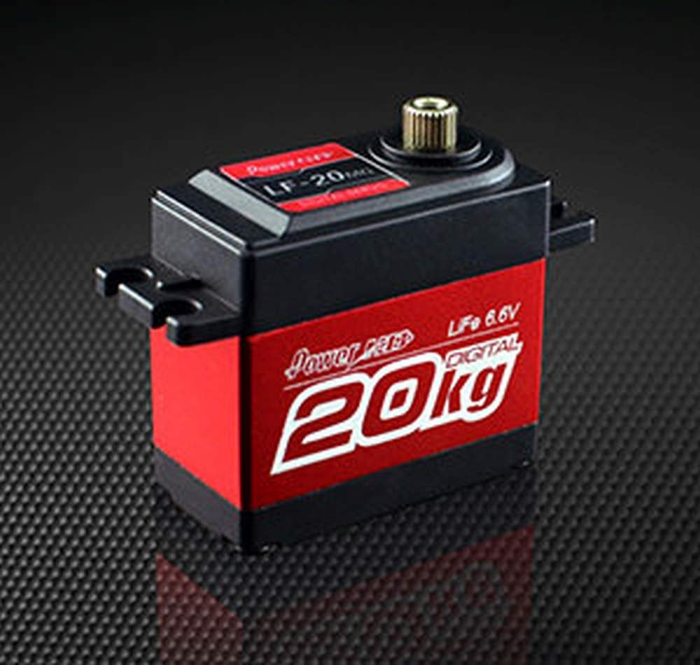PowerHD LF-20MG Digital Servo 20kg 0,16sec 60g 4,8V-6,6V BB
