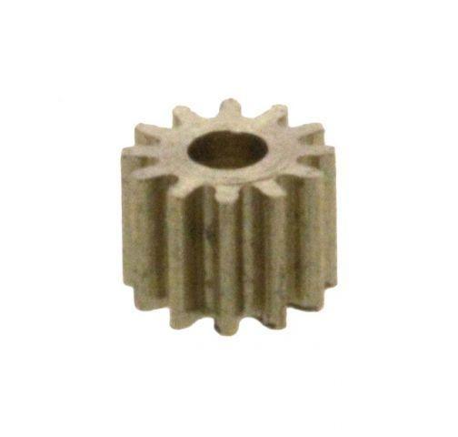 Zahnrad 12 Zähne Modul 0.2 1mm Bohrung Messing M0.2 Z1212