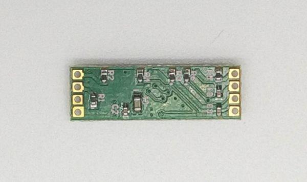 Micro Dual Fahrregler 1:87 3,7V-5,5V 3000ma 2 Ausgänge - Panzer Mix