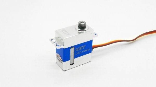 DS315MG KST Digital HV Metall Servo 4,8V-8,4V 4,8kg 0,07sec 20g