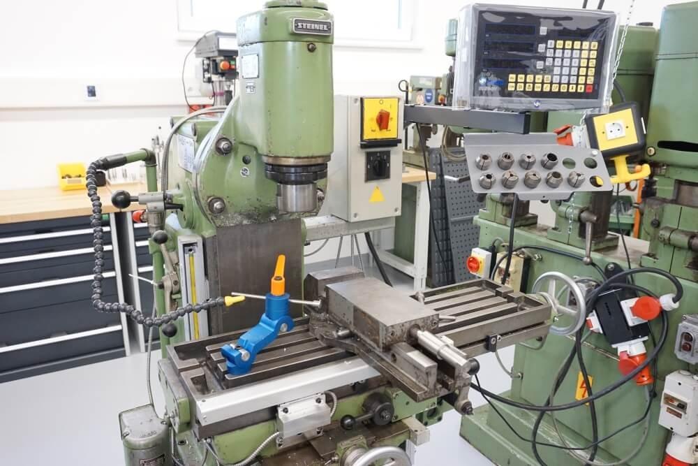 Steinel SH4 Fräsmaschine