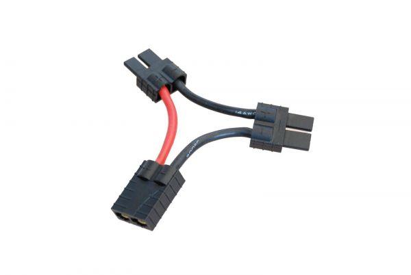 Adapterkabel Traxxas Serie Serien-Schaltung von 2 LiPos