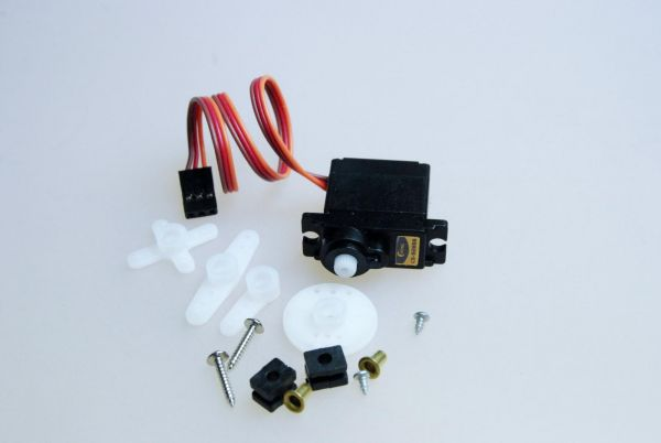 Corona CS928BB Micro Servo 0,13sec 2kg 9g mit Kugellager
