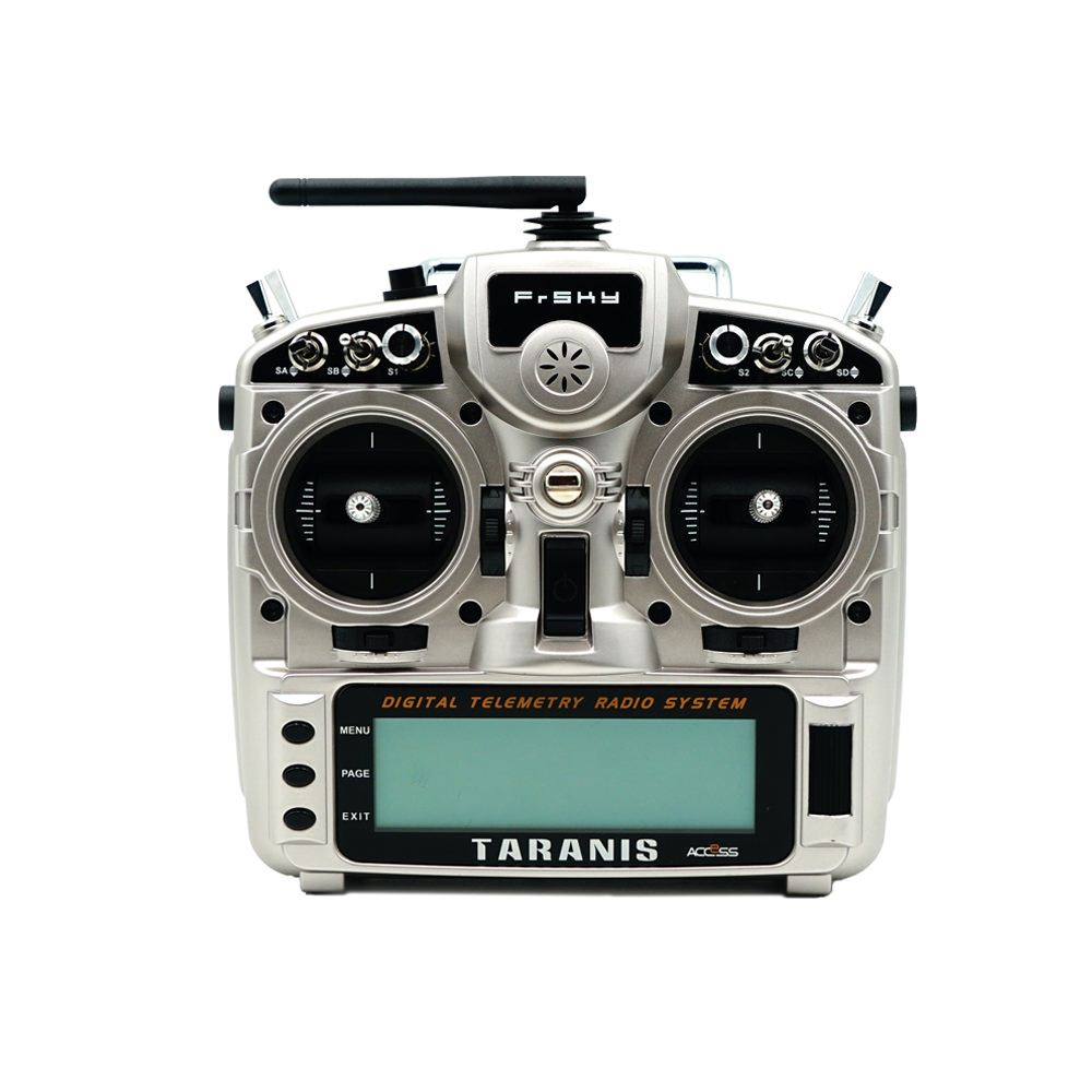 Frsky Taranis X9D Plus 2019 in Silber