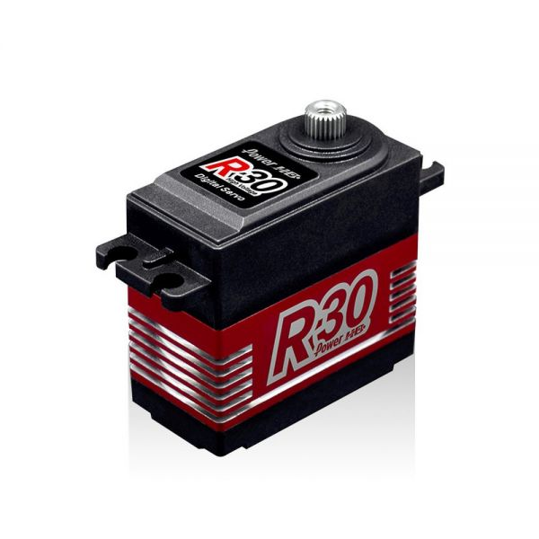 PowerHD R30 270° Digital HV Servo 30kg 0,16sec 70g 6V-7,4V BB