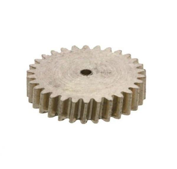 Zahnrad 30 Zähne Modul 0.3 1mm Bohrung Messing M0.3 Z302S