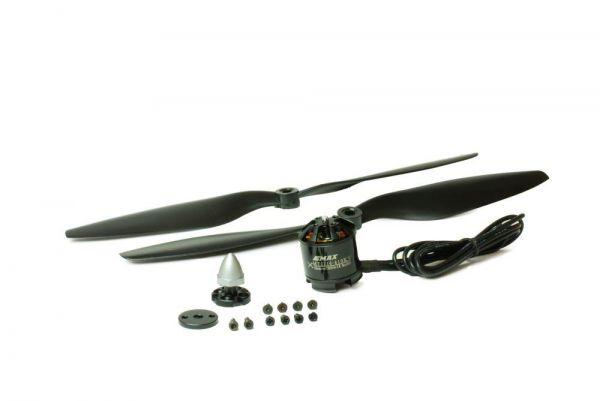 Emax MT2216 V3 Brushless Motor 810kv 3S-4S 11,1V-14,8V Quad. Multi. CW Version