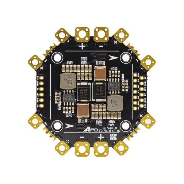 APD Verteilerboard mit BEC 12S 52V 500A PDB