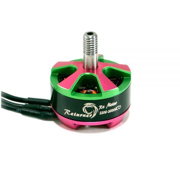 Brotherhobby Returner R4 2206 2600kv FPV Brushless Motor 3S-5S 28,5g