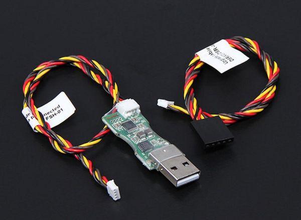FrSky USB Updatekabel Adapterkabel FUC-3 FrUSB-3