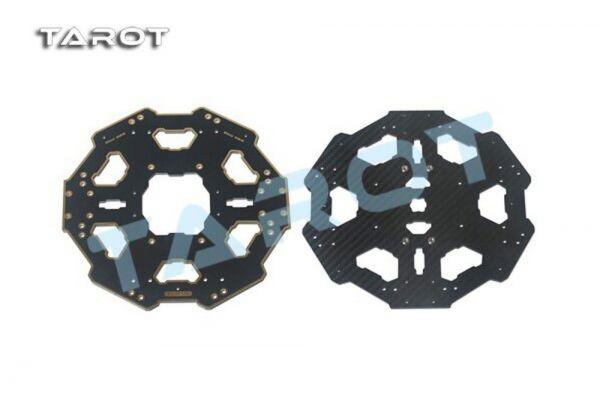 Tarot TL68P01 Hauptplatine Centerplates oben und unten für Tarot 680PRO 680 Pro
