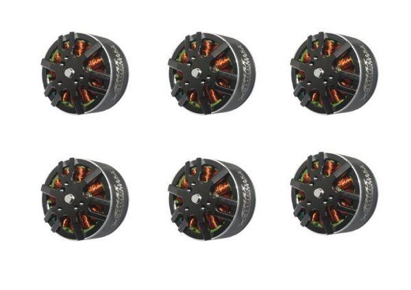 6x Emax MT3515 V2 Brushless Motor 650kv 4S-6S 14,8V-22,2V 131g Hexacopter Set