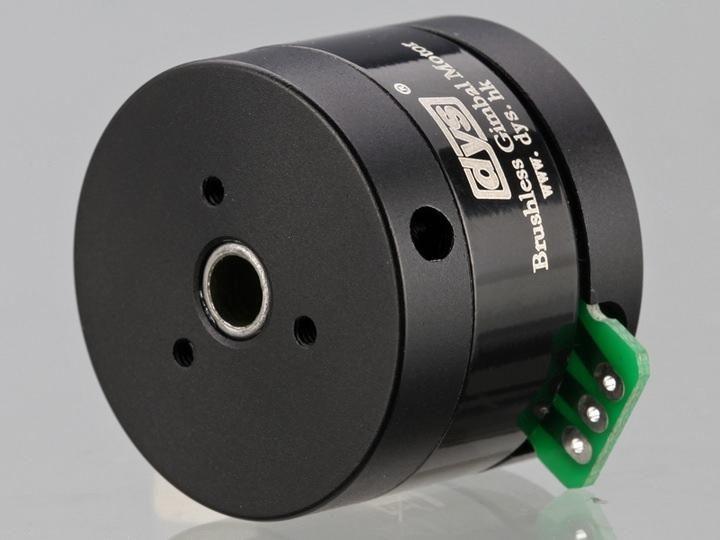 Brushless Gimbal Motor BGM2208-80 2208 40g Hohlwelle f.100-200g Kameras GoPro