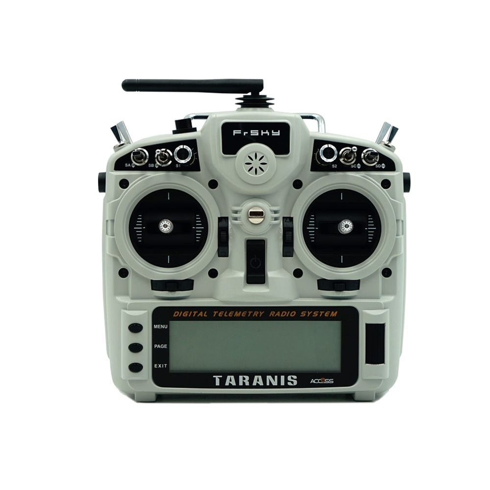 Frsky Taranis X9D Plus 2019 in Weiss