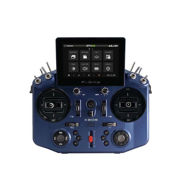 FrSky Tandem X20S 2,4GHz+ 868Mhz ACCST + ACCESS - Blau