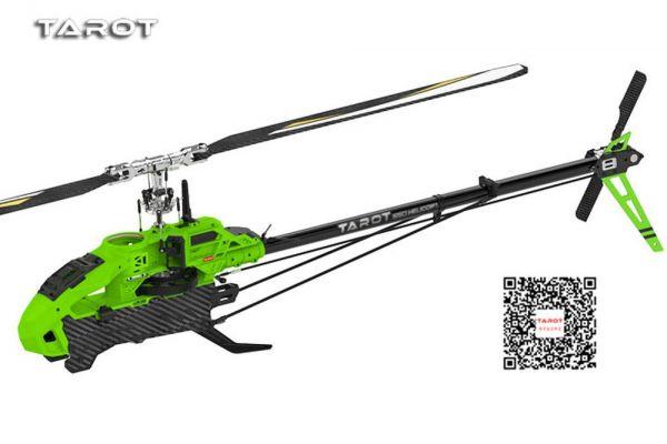 Tarot MK55PRO 550 Heli Combo Set in der Pro Version