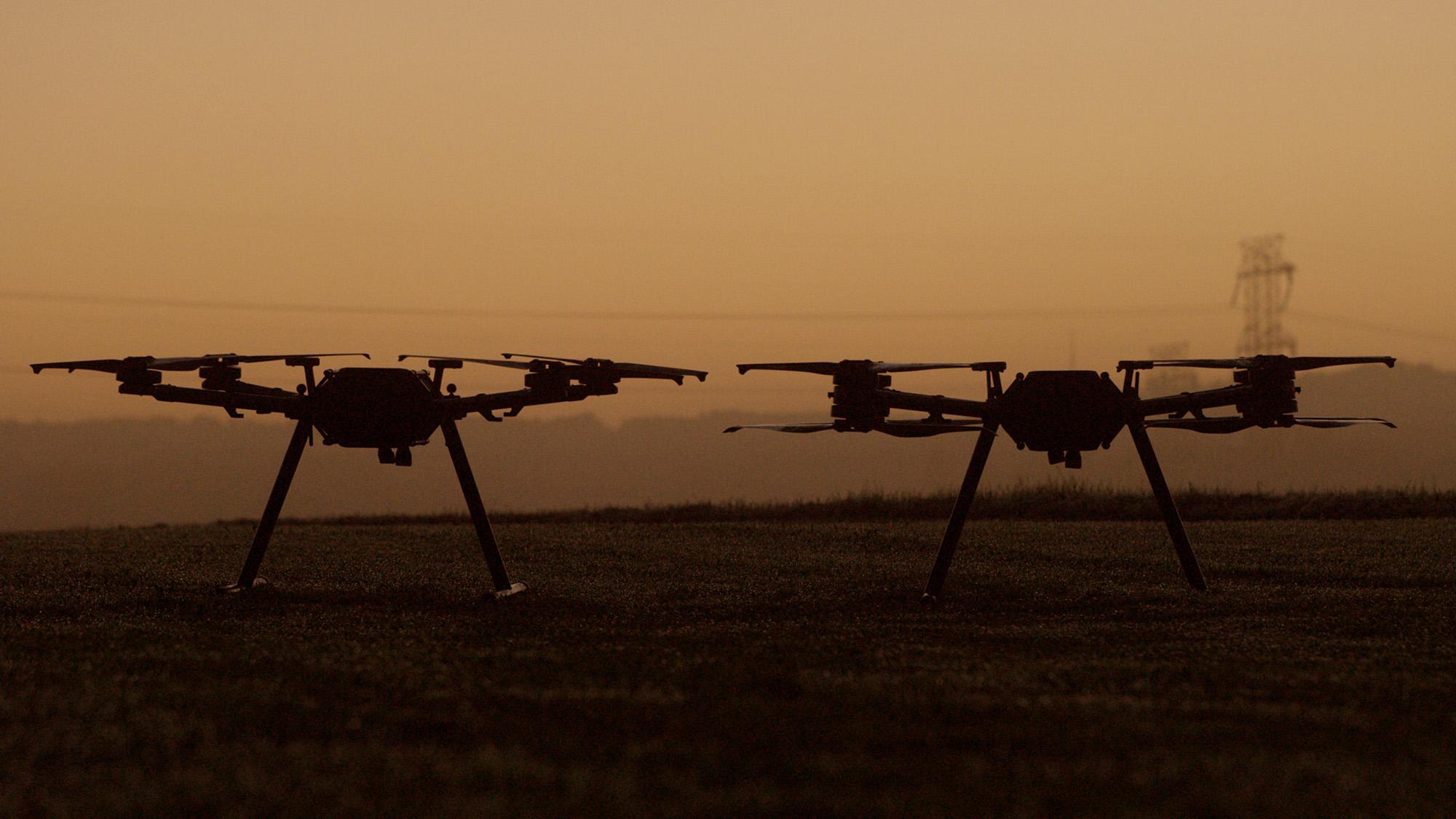 Prism Drohne - Quad und Coaxial X8