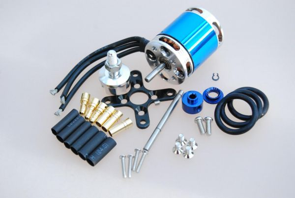 KD2217 / 20 71g Brushless Außenläufer Motor 860kv