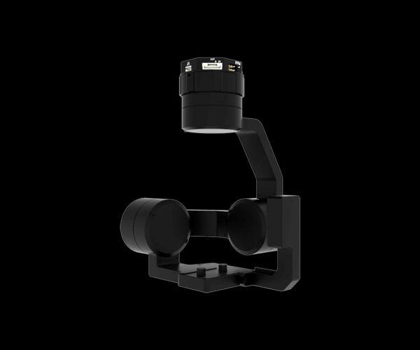 Gremsy Pixy F Gimbal für Flir Duo Pro R Kamera