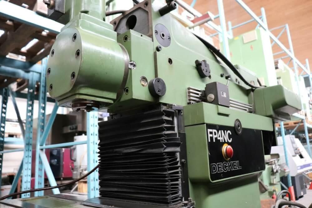 Deckel FP4NC Drehmaschine