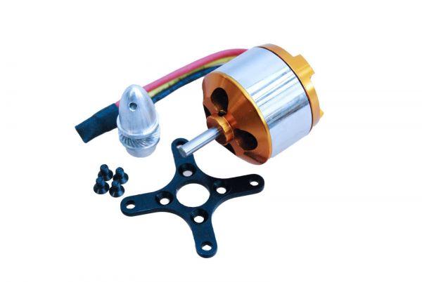 A2814/6 Brushless Außenläufer Motor 1400kv 2S-3S 7,4-11,8V 3536 A2814