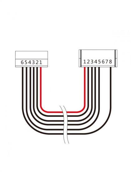 GPS Port 2 Kabel für The Cube (Pixhawk 2.1)