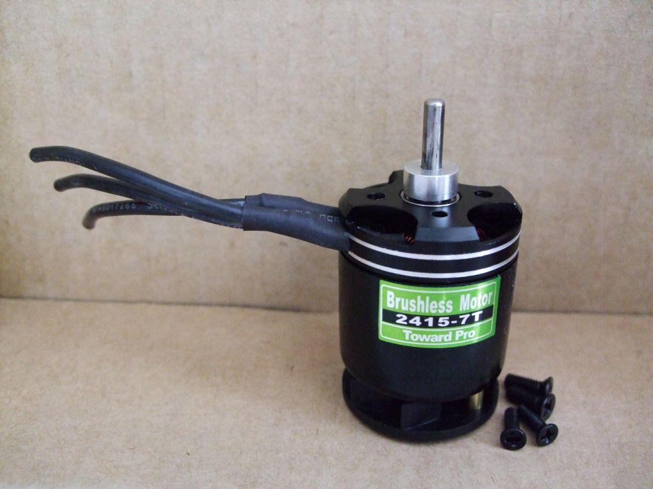 Brushless Heli Motor TP 2415-07T 3850kv