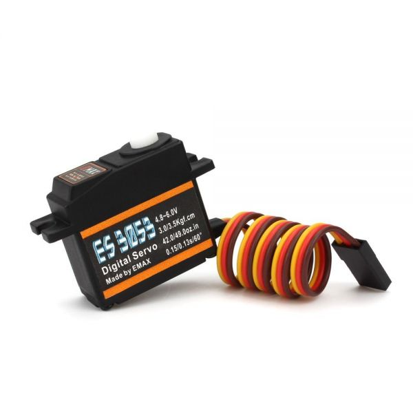 Emax ES3053 Digital Mini Servo 17g 3.5kg 0,13sec 4,8V-6V BB