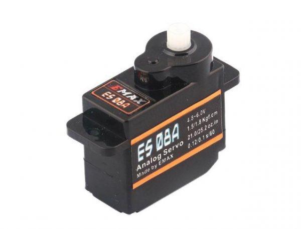 Emax ES08A Micro Servo 8g 0,1sec 1,8kg z.B. für Multiplex