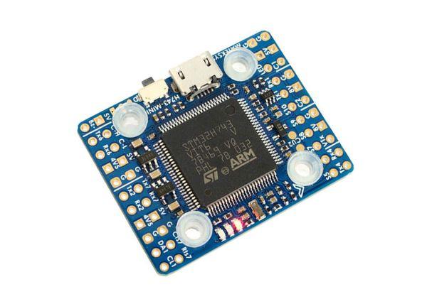 Matek H743-Mini STM32H7 Mini Flightcontroller 480Mhz, Ardupilot