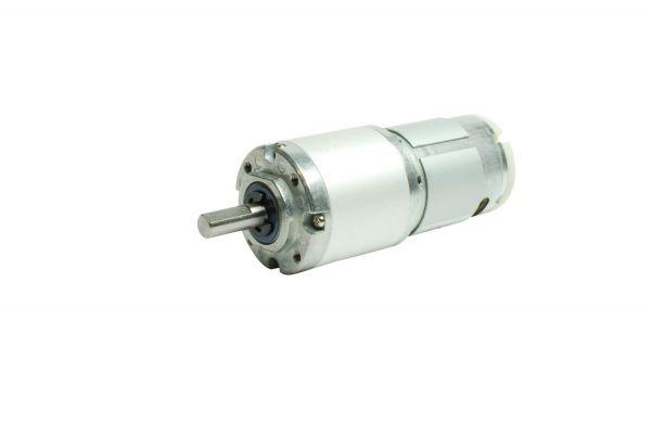 Planetengetriebemotor 12V 1:100 53 U/min 46,0 Ncm 71,5 x 32 mm Getriebemotor
