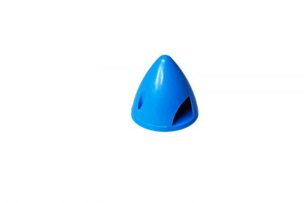 Spinner Kunststoff 45mm Blau für starre Luftschrauben Propeller