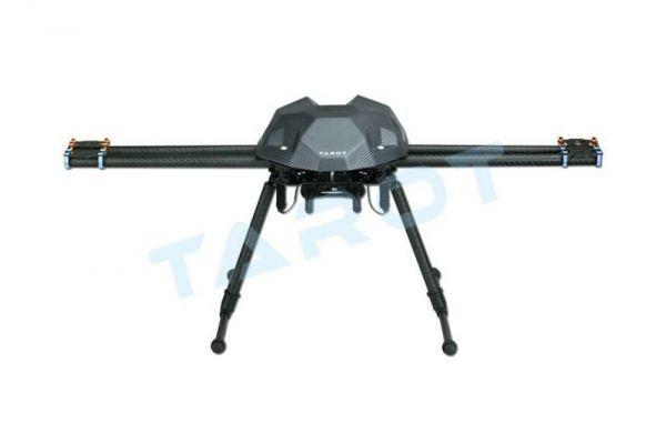 Tarot XS690 TL69A01 Carbon Quadcopter Rahmen elektrisches Landegestell