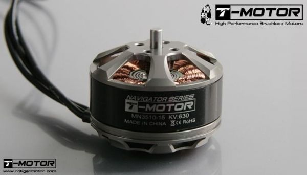 T-Motor MN3510 - 13 700kv Tiger Brushless Motor 3S-4S 97g Quad Hexa Multicopter