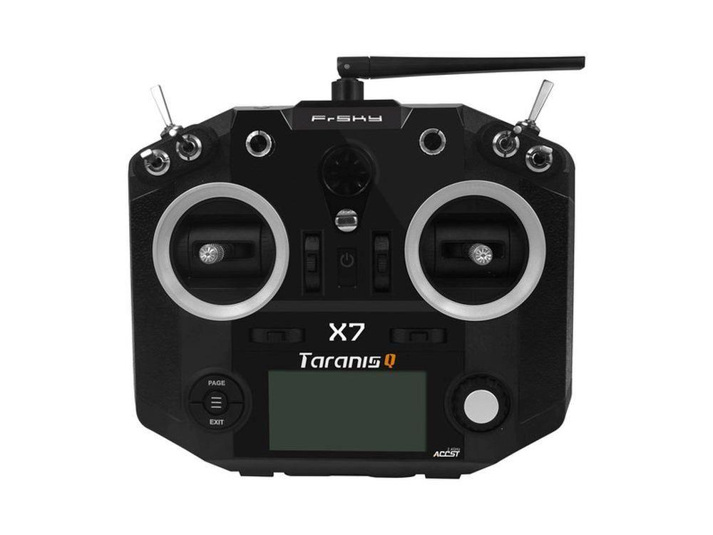 FrSky Taranis Q X7 Sender schwarz 2,4 GHz Fernsteuerung