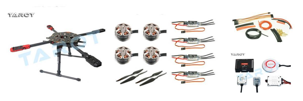 Tarot Quadcopter Konfigurator