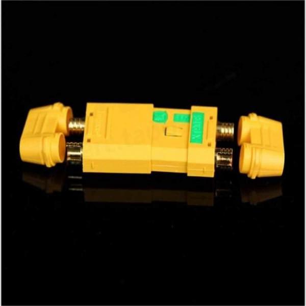 XT90 Anti Blitz 1 Paar Stecker Buchse - 90A Hochstrom Lipo Goldstecker