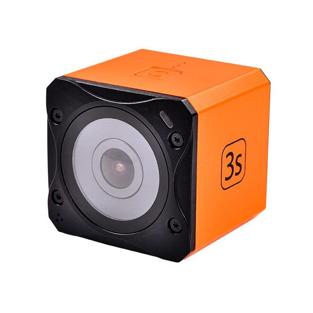 RunCam 3S Full HD Action Kamera mit WLAN in Orange