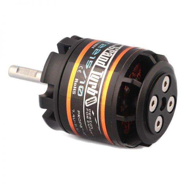 Emax GT2215/10 Brushless Motor 1100kv 2S-3S 7,4-11,1V 28x34 Außenläufer
