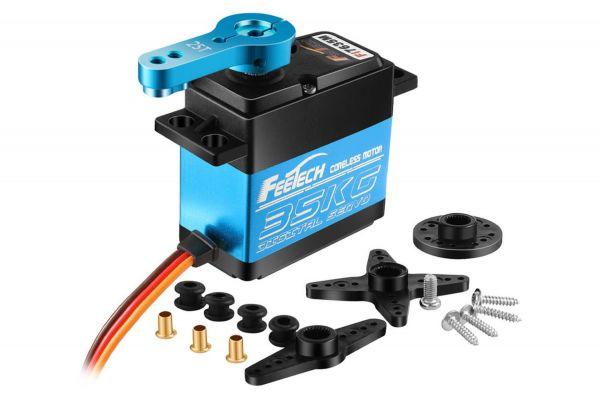Feetech FI7635 Digital Metall Servo 67g 35,5kg 0,38sec 6V-8,4V Robotik 180°