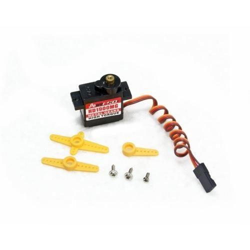PowerHD HD-1900MG Micro Metallgetriebe Servo 11g 1.5kg 0,08sec 4,8V-6V