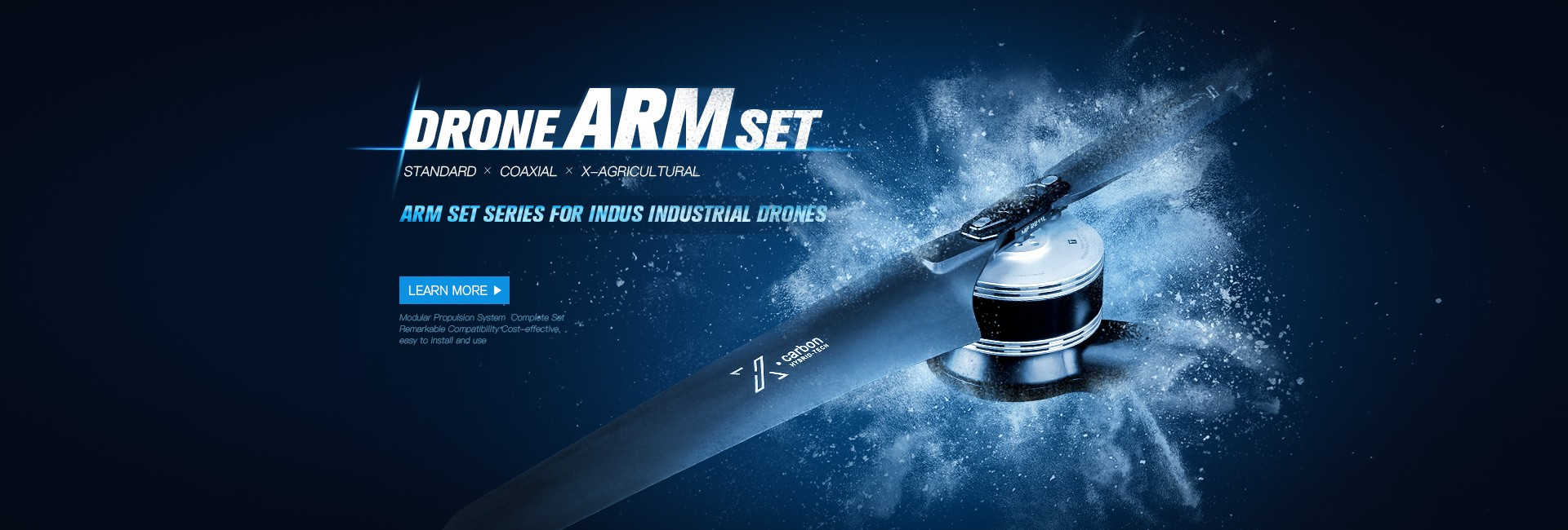 T-Motor Drone Arm Sets
