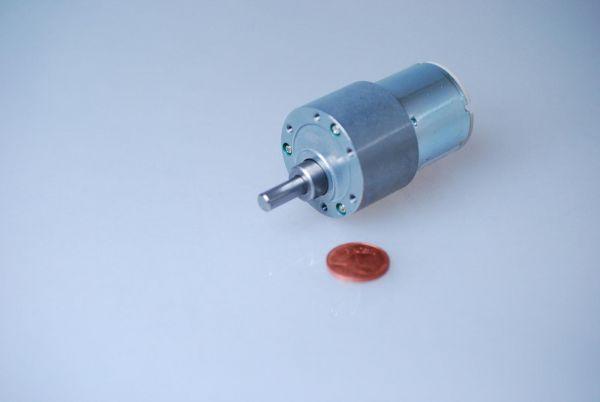 Getriebemotor 12V 1:100 51 U/min 39,0 Ncm 54 x 37 x 37 mm RB30 RB35