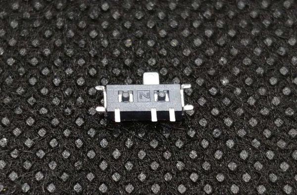 Mikro SMD Schalter, Schiebeschalter für 1:87 Modelle