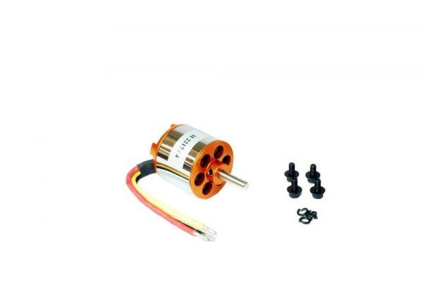 H2217 / 4 Brushless Außenläufer Motor 3300KV 70g Funjet Ultra uvm. 4mm Welle