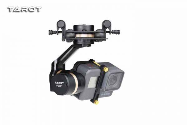 Tarot 3DIV Metall Brushless 3 Achsen Metall Gimbal für GoPro 5 TL3T05