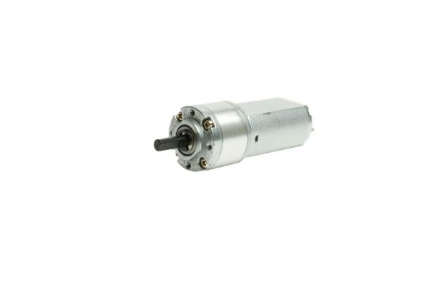 Planetengetriebemotor 12V 1:19 350 U/min 2,95 Ncm 50 x 22 mm Mini Getriebemotor