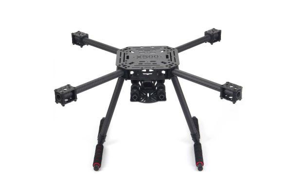 Holybro X500 500mm Carbon CFK Quadcopter Rahmen