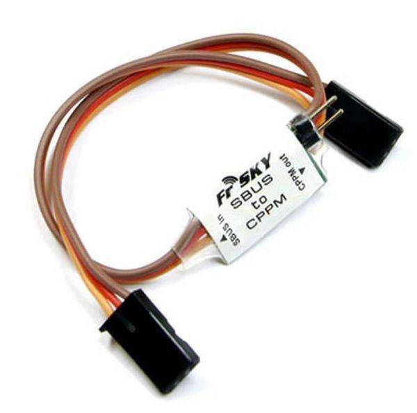 FrSky SBUS zu CPPM Decoder - SBUS Adapter